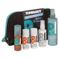 See more information about the Toni & Guy Texture & Tousled Wash Bag