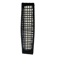 See more information about the Bright Garden Solar Black Rattan Garden Lamp