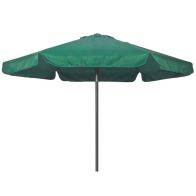 See more information about the Croft 2.2M Green Aluminium Garden Three Position Tilt Parasol