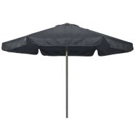 See more information about the Croft 2.2M Charcoal Aluminium Garden Outdoor Parasol