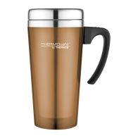See more information about the Translucent Travel Mug (420ml) - Copper