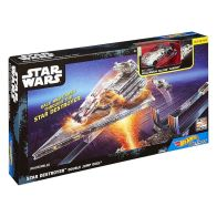 Hot Wheels Star Wars Carships Star Destroyer Double Jump Play Set