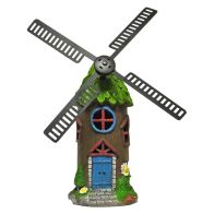 See more information about the Magical Garden Solar Powered Woodland Windmill
