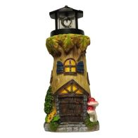 See more information about the Magical Garden Solar Powered Woodland Lighthouse