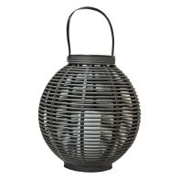See more information about the Bright Garden Giant Rattan Solar Lantern LED Dark Brown