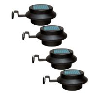 See more information about the Bright Garden 4 Pack Solar Gutter Lights