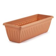 See more information about the 60cm Window Box Terracotta
