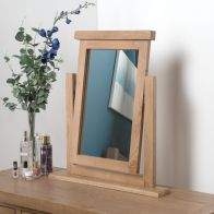 See more information about the Cotswold Vanity Mirror Oak
