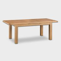 See more information about the Cotswold Butterfly Dining Table Oak 4/6 Seater