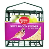 See more information about the Nature Watch Suet Block Feeder
