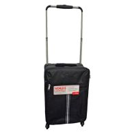 See more information about the IT Luggage 19 Inch Black 4 Wheel Tourer  Worlds Lightest Suitcase