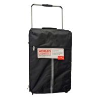 See more information about the IT Luggage 25 Inch Black 4 Wheel Tourer  Worlds Lightest Suitcase