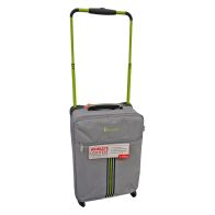 See more information about the IT Luggage 19 Inch Grey 4 Wheel Tourer Worlds Lightest Suitcase