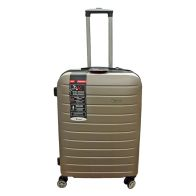 See more information about the IT Luggage 25 Inch Gold 4 Wheel Legion Suitcase