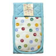 See more information about the Polka Dot Double Oven Glove