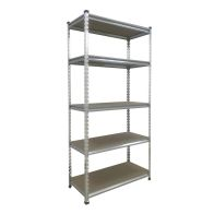 See more information about the 5 Tier Boltless DIY Shelving Storage Unit