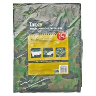 See more information about the Tarpaulin Camouflage 12 x 8 Feet