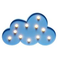See more information about the Blue Cloud 11L LED Warm White Light