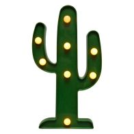 See more information about the Green Cactus 8L LED Warm White Light