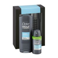 See more information about the Dove Men + Care Duo Gift Set