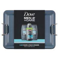 Dove Men + Daily Care Mini Tin Gift Set
