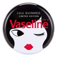 See more information about the Vaseline Lulu Guinness Lip Gloss In A Tin Limited Edition Gift Set