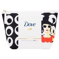 Dove Beauty Through The Ages 1960s Wash Bag Gift Set