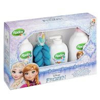 Radox Kids Frozen & Figurine Gift Set