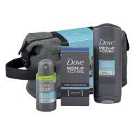 Dove Men + Care Wash Bag Gift Set