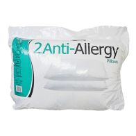 See more information about the Easy Comfort Anti Allergy Pillow Pair