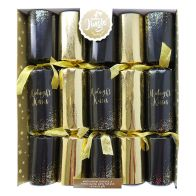 See more information about the 10 Deluxe Crackers Midnight Kisses 14 Inch