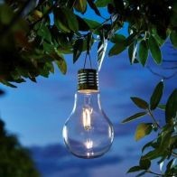 See more information about the Eureka Retro Solar Light