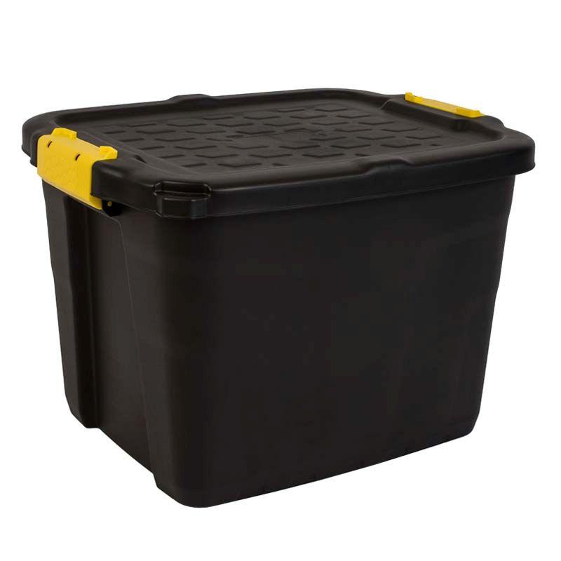Buy 42l Strata Heavy Duty Black Box Amp Lid Online At
