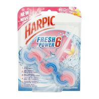See more information about the Harpic Fresh Power 6 Tropical Blossom