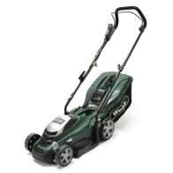 See more information about the Webb 33cm Electric Rotary Lawnmower