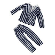 See more information about the Elves Behavin' Badly  Elf Pyjamas Blue