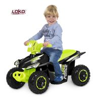 See more information about the Loko Force Quad Bike Green With Battery & Charger