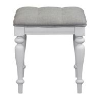 See more information about the Olivia Oak Dressing Table Stool