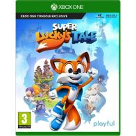 See more information about the Super Luckys Tales - XBox One Game