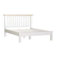 See more information about the Jasmine White Double Bed 4'6 Bed Frame