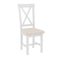 See more information about the Jasmine White Dining Table Chair