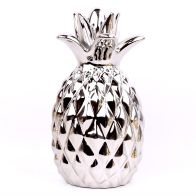 See more information about the Pineapple Ornament - Silver Coloured