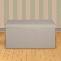 See more information about the Secreto Storage Ottoman Oatmeal Small