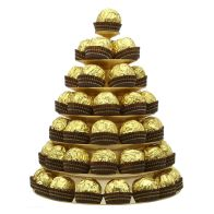 See more information about the Ferrero Rocher 60 Piece Pyramid 750g