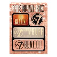 See more information about the W7 The Glam Box Gift Set