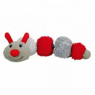 See more information about the Maxi Rope Caterpillar Luxury Cupid & Comet Pet Toy