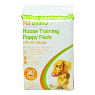 See more information about the Pet Living House Training Puppy Pads With Wet Indicator