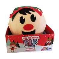 See more information about the Christmas Pass The Parcel - Elf Peel & Reveal - 8 Gifts