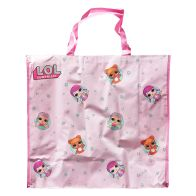 See more information about the LOL Surprise Large Reusable Bag - Pink