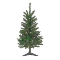 See more information about the 75cm (2 Foot 6 Inch) Warm White Pre Lit Christmas Tree